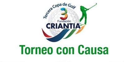 3era Copa de Golf Fundación Criantia