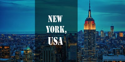51st Global IP ConfEx & GDPR ConfEx,  New York, USA, June 2019