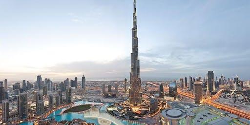 Global Legal IP ConfEx, Dubai, UAE, 25th September 2019
