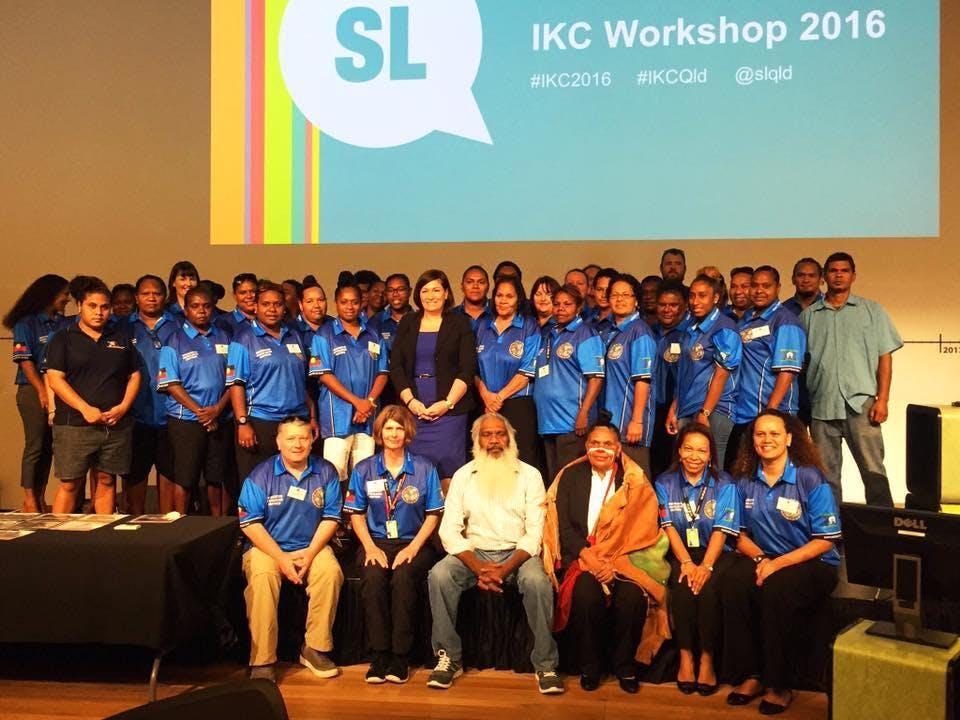 IKC Coordinator's Workshop − Cairns