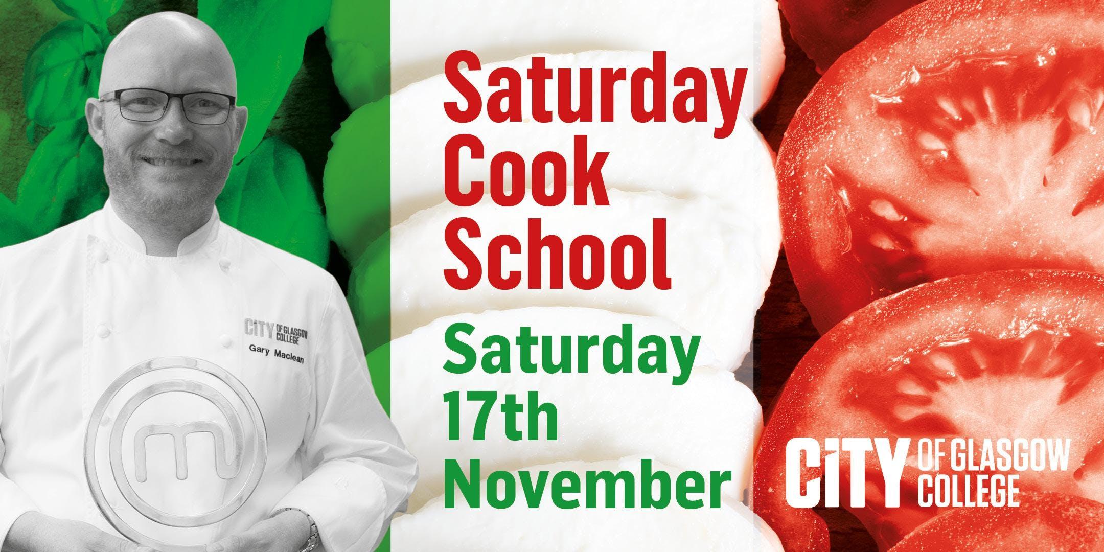 Saturday Cook School - Italian