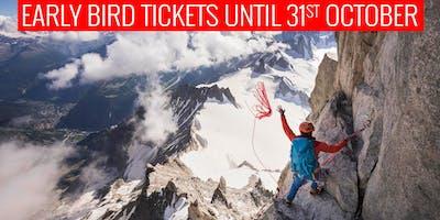 Banff Mountain Film Festival - Whitley Bay - 29 March 2019