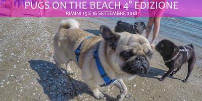 Pugs on the beach - 4° edizione