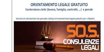 Orientamento Legale gratuito