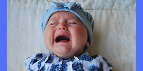 Coping with & soothing infant crying tickets