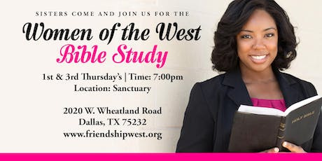 Women of the West Bible Study tickets
