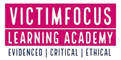 VictimFocus Academy Launch Conference - Birmingham