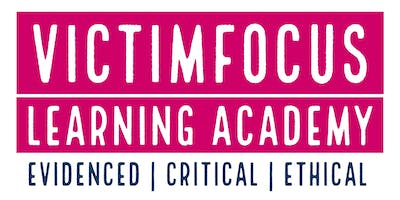 VictimFocus Academy Launch Conference - Bedford