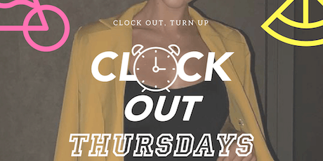 #ClockOutThursdays At Cloak & Dagger | Happy Hour & Late Night tickets