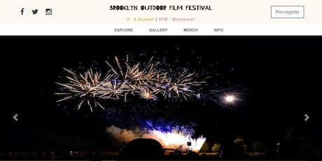 Brooklyn Outdoor Film Festival tickets
