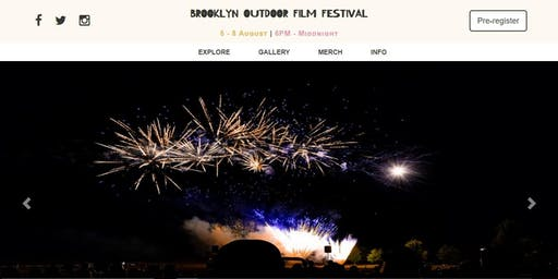 Brooklyn Outdoor Film Festival