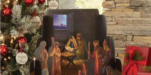 Deseret Book's Exclusive Platinum Nativity Open House 2018