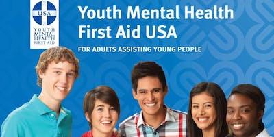 Youth Mental Health First Aid - Mar 23