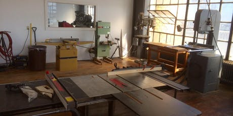 Tool Training: Wood Shop Series IV tickets