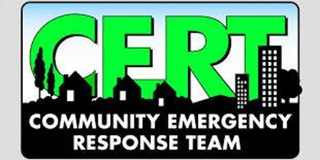 CPR / AED Training by Community Emergency Response Team (CERT) tickets
