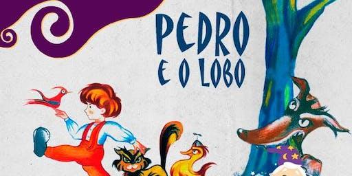 Desconto: Pedro e o Lobo, da Cia Imago, no Teatro Dr Botica