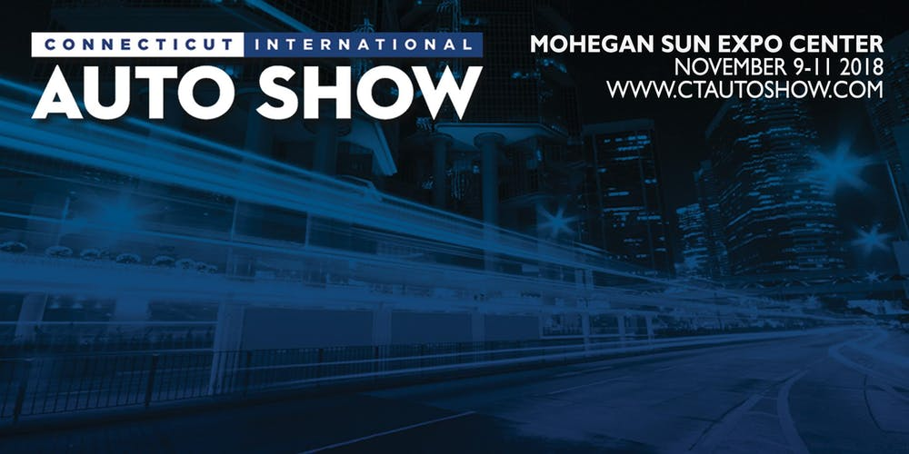 Connecticut International Auto Show Tickets Uncasville Eventbrite - Paragon casino car show 2018