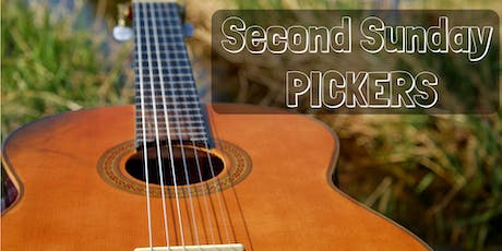 Second Sunday Pickers tickets