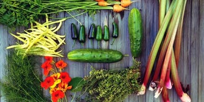 Be Your Own Farmer Gardening Class Series 2019