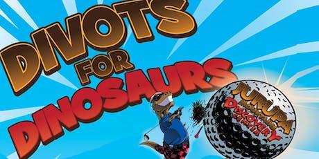 Divots For Dinosaurs Golf Tournament tickets