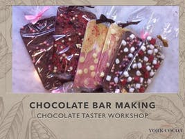 Design & Create your own Chocolate Bar