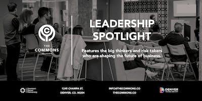 Leadership Spotlight Series