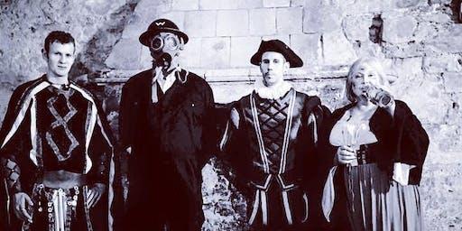 Southampton Ghost Tour