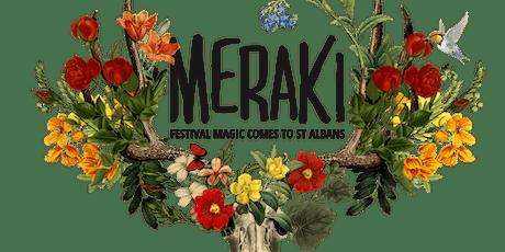 Meraki Festival 2019 tickets