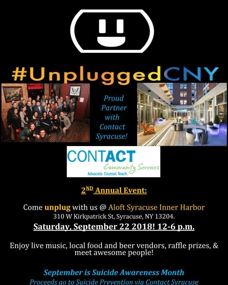 UnpluggedCNY 2nd Annual Event