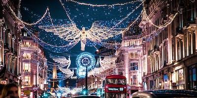 WASHINGTON DC FESTIVAL OF CHRISTMAS LIGHTS BUS TOUR FROM BALTIMORE