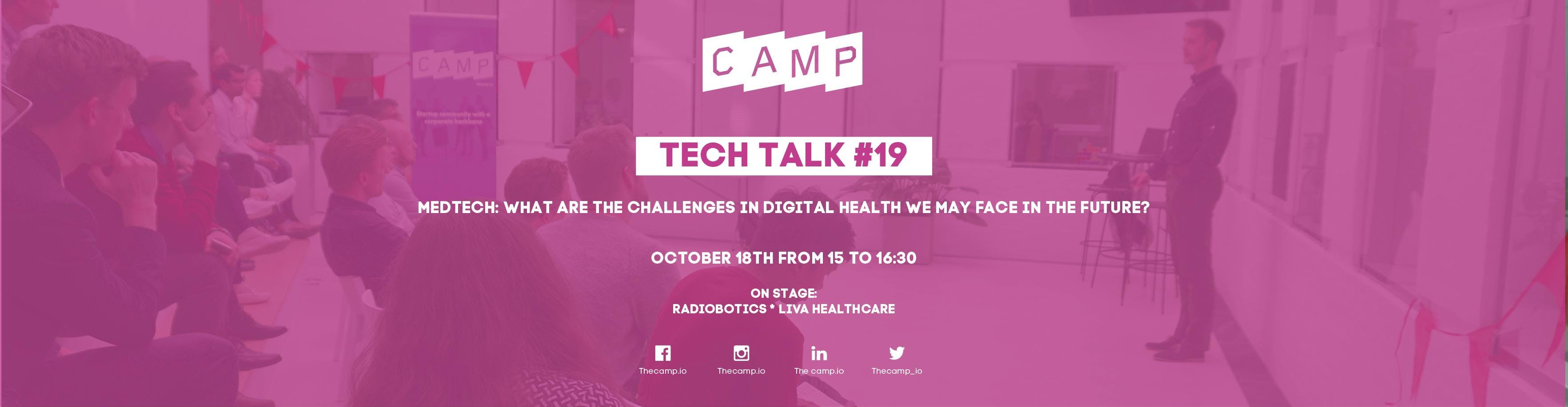 Tech Talk #19: Challenges in Digital Health We may Face in the Future