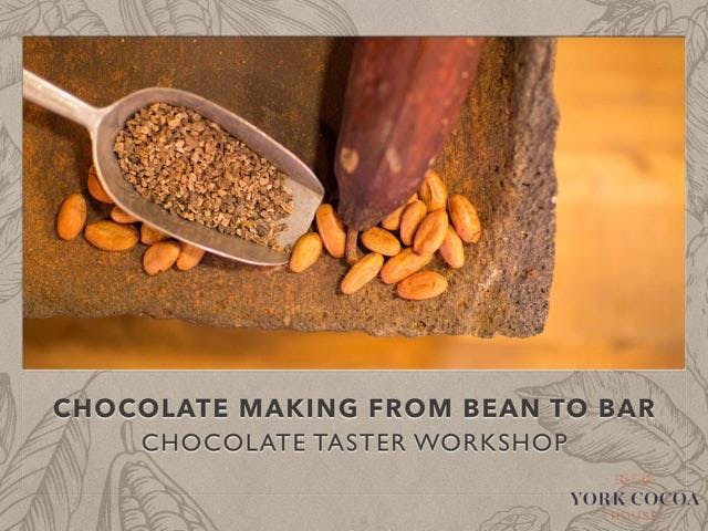 Chocolate Making from Cocoa Beans to Chocolate Bar