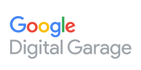 Google Digital Garage - Business Skills Event 2 tickets