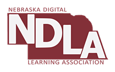 Nebraska Digital Learning Association (NDLA) logo
