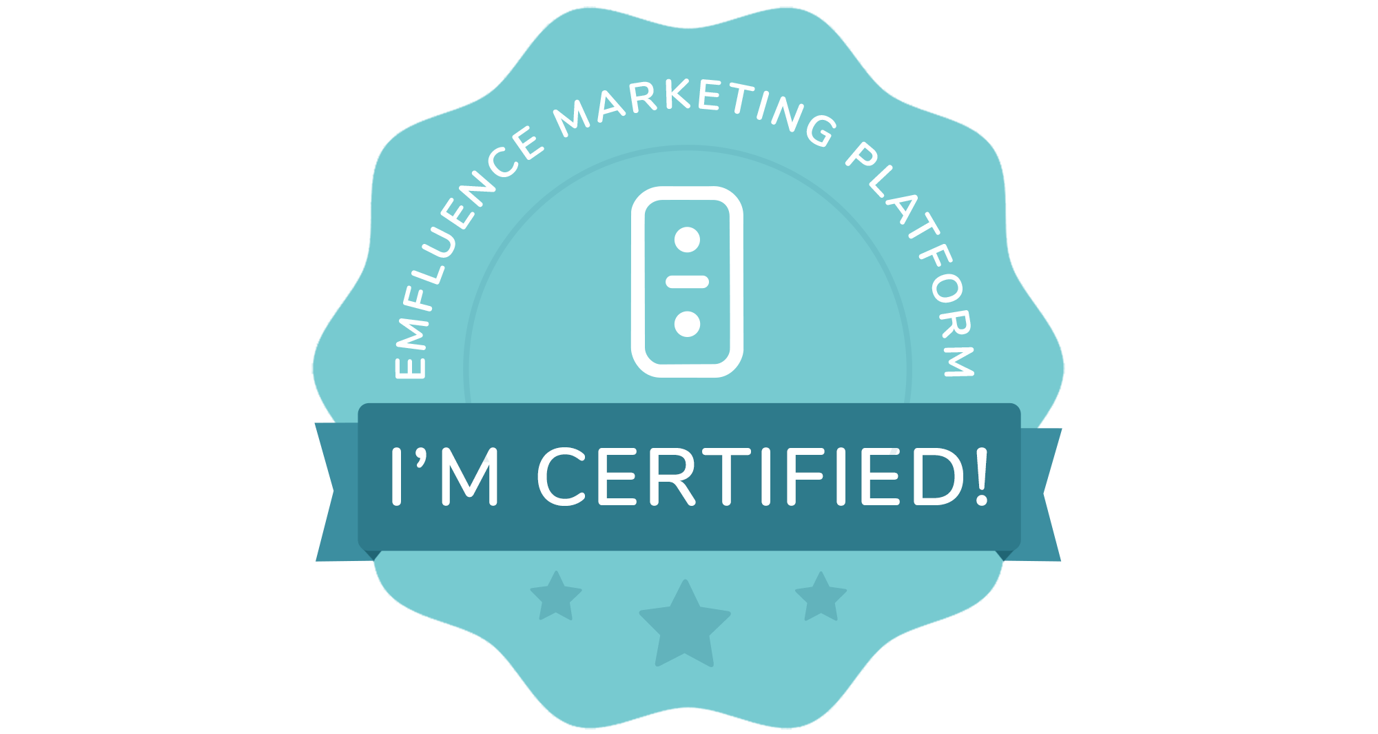 Emfluence Marketing Platform Certification September 28th 2018 28