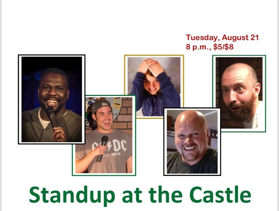 Stand up at The Castle