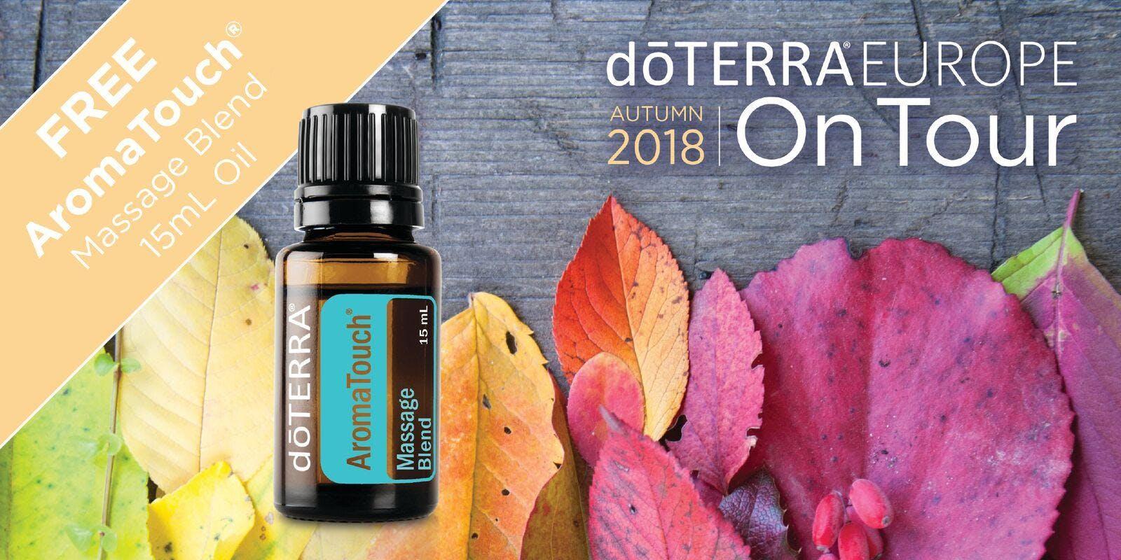 dōTERRA Autumn Tour 2018 - Lisbon