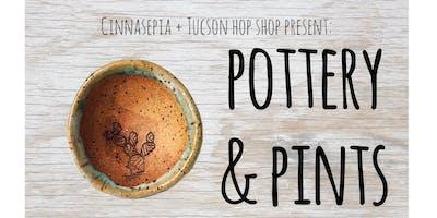 Pottery & Pints