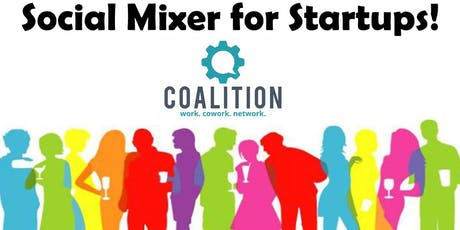 Social Mixer for Startups @ Coalition Boston  tickets
