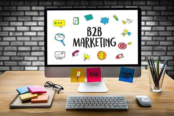 Creating a B2B marketing strategy