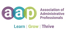 Association of Administrative Professionals (AAP)* - Edmonton Branch logo