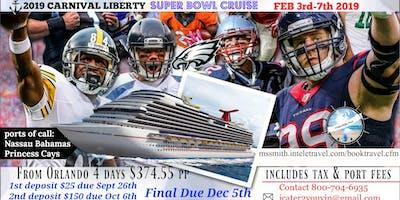 SuperBowl Cruise