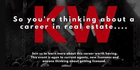 Keller Williams Red Stick Partners Career Night Seminar tickets