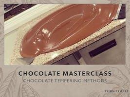 Chocolate Tempering Methods - Masterclass