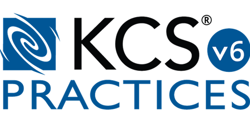 KCS® v6 Practices Workshop & Certification Exam - W-F Aug 28-30 '19 WELLINGTON NZ
