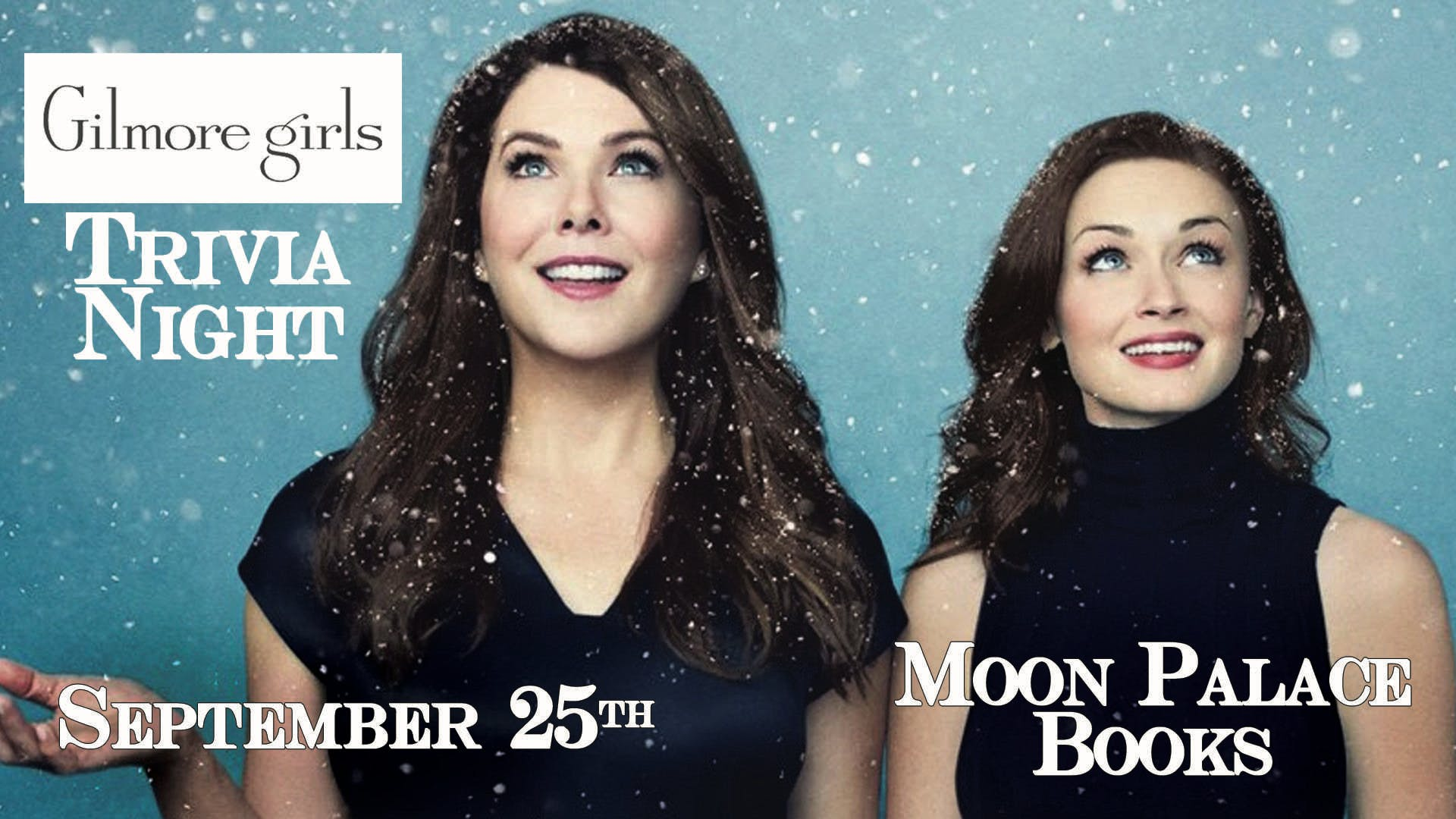 Gilmore Girls Trivia Night Minneapolis