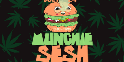 Munchie Sesh - Every Tuesday Free Food for Vendors & Patients