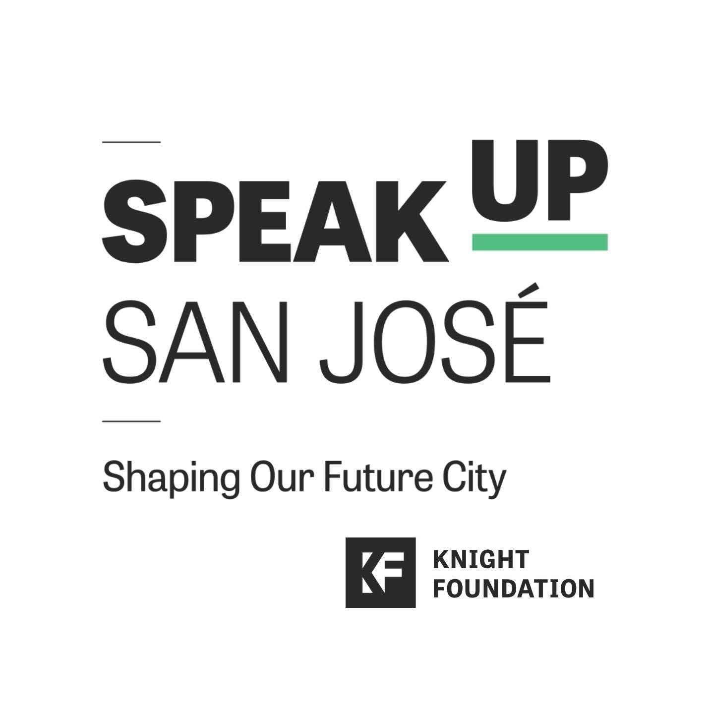 Catalyze SV Presents: Speak Up San Jose - Aff