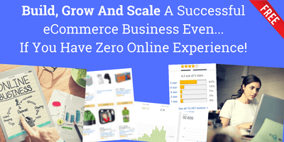 Build, Grow And Scale A Successful eCommerce Business..
