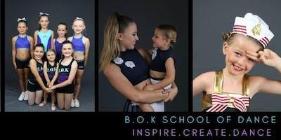 B.O.K School of Dance 11th Showcase 2018